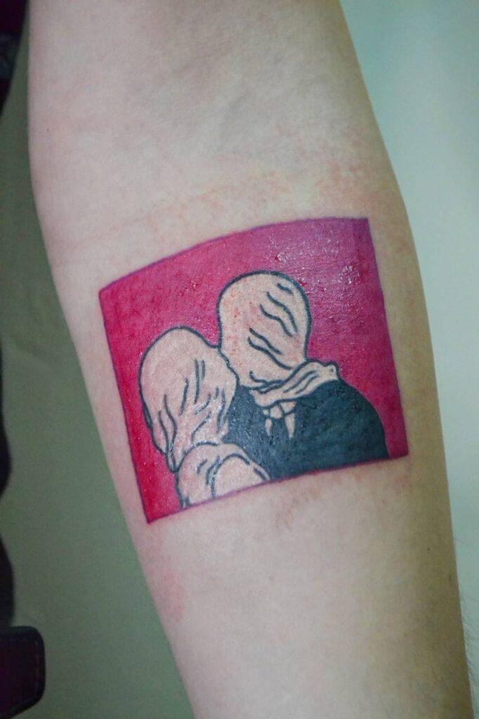 татуировка картинка от мастера Паши - ТатуКлубБай г. Минск.