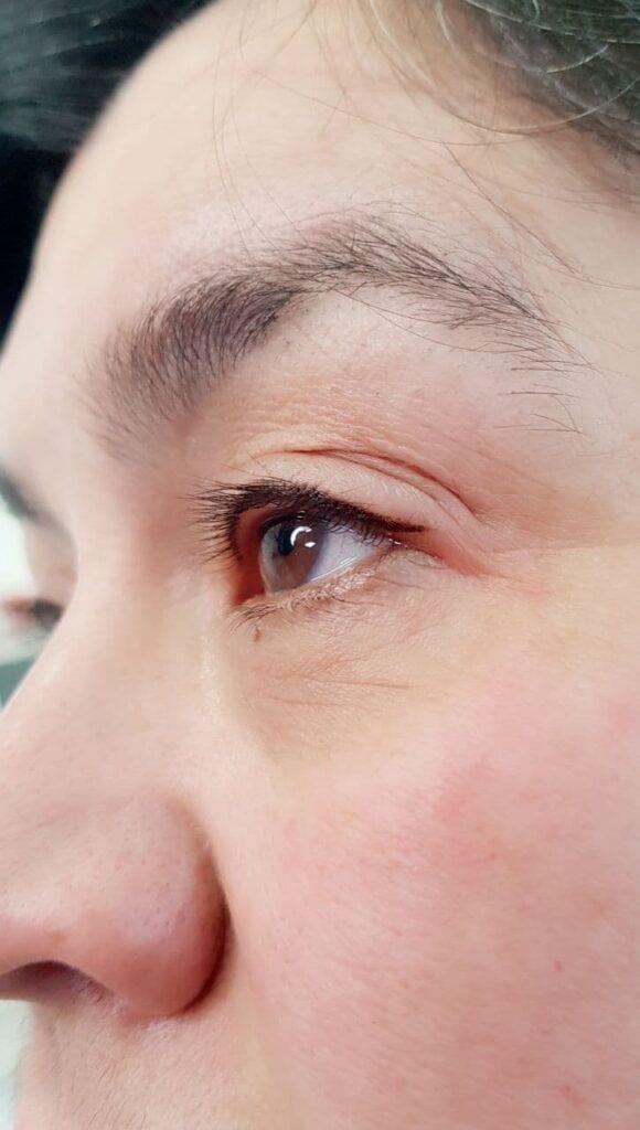 Мастер Алексей перманент глаз (межресничка) фото ТатуКлубБай